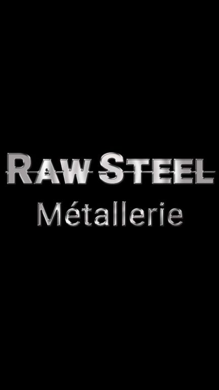Logo Raw steel métallerie