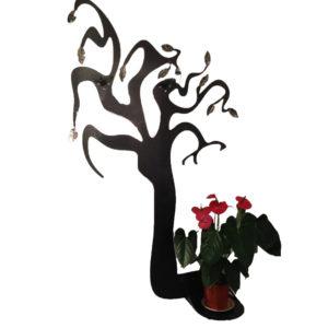 Porte-manteau arbre